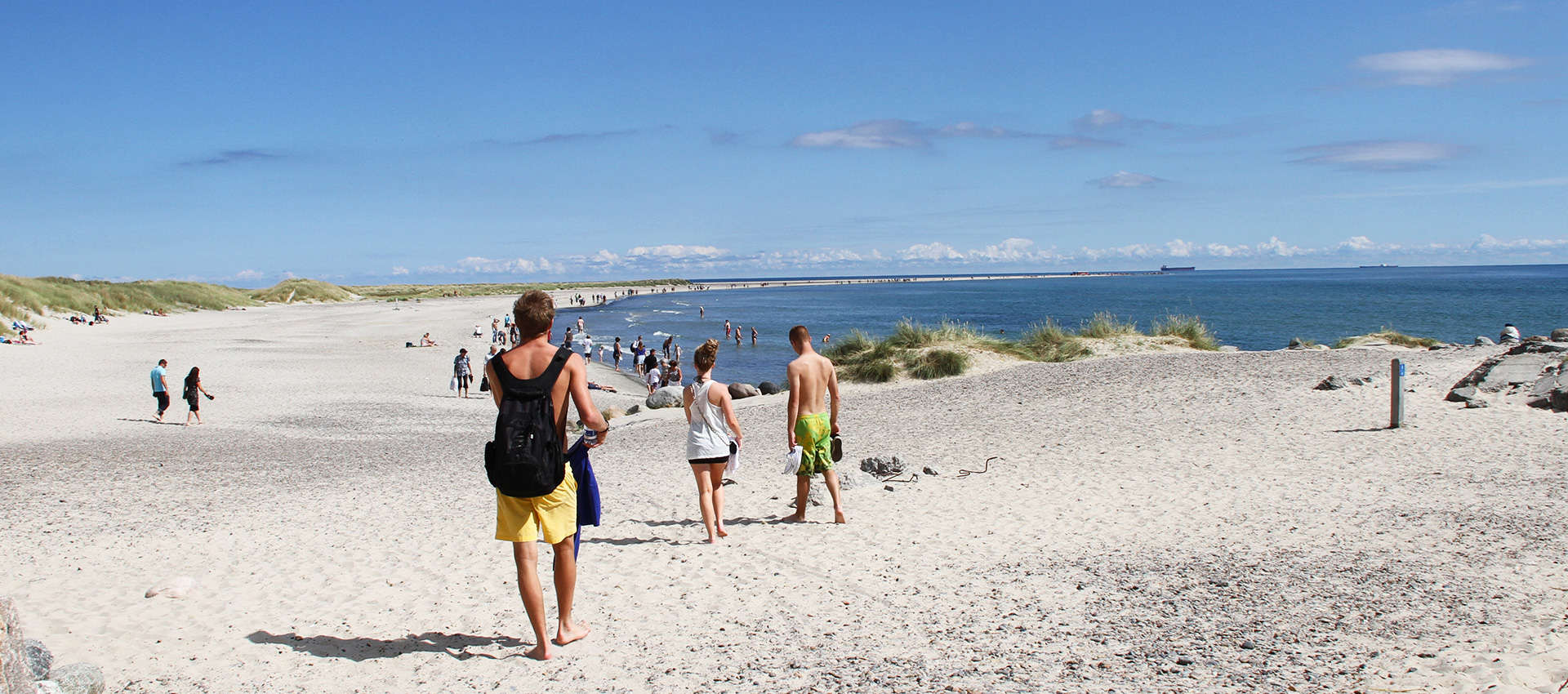camping tilbud - CampOne Grenen Strand
